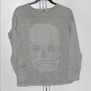 Kings Of Cole Skull Sweater